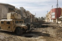 العبادي يعلن تحرك القوات العراقية نحو غرب الموصل