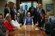 أردوغان يعلن عن إطلاق حملة لإغاثة نازحي إدلب السورية