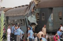 مصر.. إحالة 14 مسؤولا للتحقيق في حادث انقلاب قطار