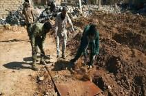 قوات حفتر تنبش القبور وتمثل بالجثث في بنغازي