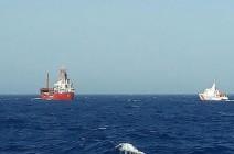 الجيش المصري: توقيف سفينة تهريب والقبض على 10 أشخاص في البحر الأحمر