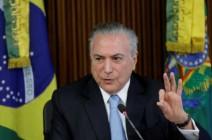 رئيس البرازيل يستنكر الاحتجاجات العنيفة ويقول إنه سيمضي في الإصلاحات