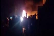 شاهد : 5 قتلى في انفجار سيارة مفخخة في مدينة تل أبيض السورية