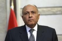 وزير الخارجية المصري يقر بتباين الرؤى مع السعودية حول سوريا