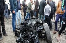 عشرات القتلى و الجرحى في تفجير تبناه تنظيم الدولة شرق بغداد