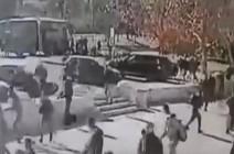 شاهد لحظة قتل 4 جنود إسرائيليين دهسا بالقدس