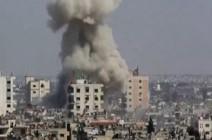 النظام يُصعّد ودي ميستورا يحذر بعد تفجيريْ حمص