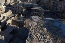 فورين بوليسي: قنابل روسية خارقة تسوي حلب بالأرض