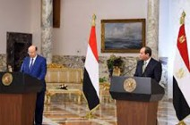 فيديو : السيسي.. نرفض تحول اليمن إلى موطئ نفوذ لقوى غير عربية
