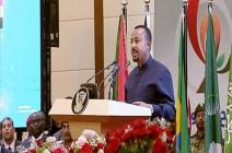 بالفيديو ..آبي أحمد: الطريق إلى الديمقراطية في السودان بدأ اليوم