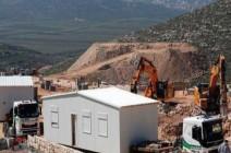 إسرائيل تبدأ بناء أول مستوطنة بالضفة منذ ربع قرن
