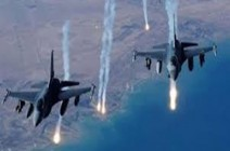 التحالف الدولي  ينفي شنه غارات  جوية على  الحدود العراقية - السورية