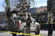 شاهد : قتلى  وجرحى بتفجير استهدف مدرسة بكابل في أفغانستان