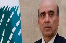 وزير خارجية لبنان الجديد يستعرض برنامجه: أرفض توطين اللاجئين