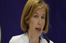 """وزيرة الدفاع الفرنسية تبحث في بغداد الحرب على بقايا """"داعش"""""""