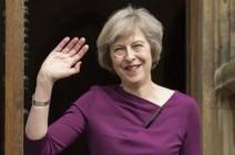 رئيسة وزراء بريطانيا تشتري هدية الملكة رانيا