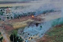 سوريا: عشرات القتلى في مواجهات عنيفة بين قوات النظام والمعارضة في جبال اللاذقية