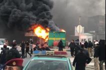 تجدد التظاهرات في البصرة واعتداءات على الشرطة