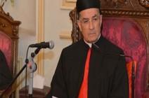 بطريرك لبنان: قرار ترامب نقل السفارة مخالف لقرارات الشرعية الدولية
