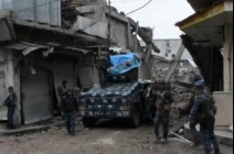 العراق يوقف هجوم الموصل ويحظر التجوال بحمام العليل