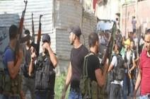 مقتل 5 أشخاص في اشتباكات بمخيم عين الحلوة الفلسطيني بلبنان