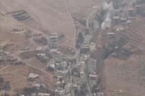 هجمات بوادي بردى وقتلى في غارات بحماة