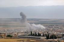 بالفيديو : نظام الأسد يقصف جنوب إدلب والمعارضة تدفع بتعزيزات