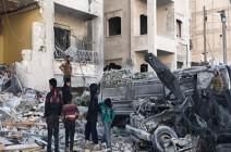 بالفيديو..إدلب: مقتل مدنيين في قصف جوي و70 مقاتلا في اشتباكات