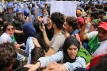 شاهد : الطلاب الجزائريون يتظاهرون غداة خطاب رئيس أركان الجيش