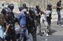 260 معتقلاً فلسطينياً منذ إعلان ترامب القدس عاصمة لإسرائيل