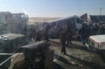 رحلة الى العقبة ... اسماء الوفيات والاصابات في حادث القطرانة