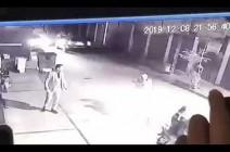 بالفيديو : عملية اغتيال الناشط العراقي فاهم الطائي بكربلاء