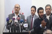 خالد علي: مستمر في معركة الرئاسة