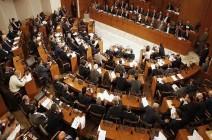 لبنان.. ناشطون يقتحمون مجلس النواب ويثيرون الشغب