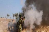 المعارضة السورية المسلحة تسيطر على بلدتي الصالحية ومجارز قرب مدينة سراقب
