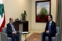 """تصريح ناري مسرب .. الرئيس اللبناني يصف الحريري بـ""""الكاذب"""" (فيديو)"""