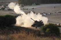 قصف إسرائيلي على خانيونس جنوبي قطاع غزة
