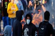 عناصر الحرس الوطني تصل منيابوليس لإخماد الاضطرابات العنيفة