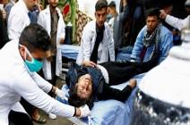 بالفيديو : نحو 20 حالة طعن في ساحة التحرير ببغداد