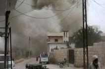 """قتلى وجرحى بقصف """"سوري وروسي"""" لمناطق خفض التصعيد"""