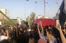 """مشيعو الناشط الوزني: """"إيران برة برة و كربلاء تبقى حرة"""" .. بالفيديو"""