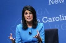 """سفيرة أميركا في الأمم المتحدة: زمن تقريع إسرائيل """"ولّى"""""""