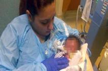 ولادة نادرة تحير الأطباء في أميركا