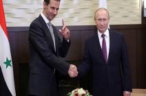 ماذا قال الأسد في رسالة تعزية لبوتين بقتلى الطائرة الروسية؟