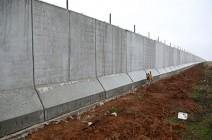 """تركيا تعلن الانتهاء من بناء """"جدار أمني"""" مع سوريا"""