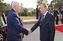 عباس : اللاجئون الفلسطينيون في لبنان هم ضيوف وعودتهم مؤكدة