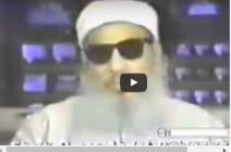فيديو : ماذا قال الشيخ عمر عبد الرحمن عن حسني مبارك