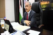 """اشتية: واشطن تشن """"حربا مالية"""" على الفلسطينيين"""
