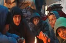أطفال سوريا يفرون من لهيب الحرب لزمهرير الشتاء