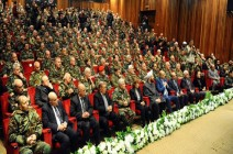 قيادة الجيش السوري تنظم حفلا تأبينيا لسليماني